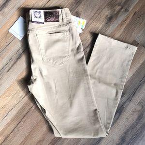 Anne Klein khaki pants - women's